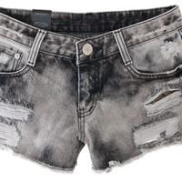 牛仔短裤-佛山市顺德区威纯服装有限公司