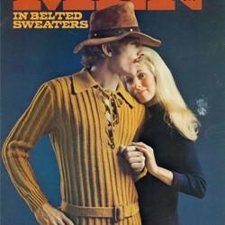 看到40年前的美国男人这么穿,我略略受到了惊吓